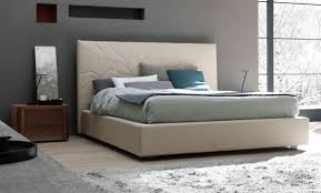 Modern Italian Bedroom Furniture Sets Modern Italian Bedroom Set In Leather With Nightstands And Dresser