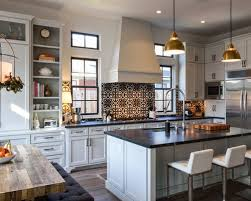 AllTime Favorite Kitchen With Cement Tile Backsplash And - Cement tile backsplash