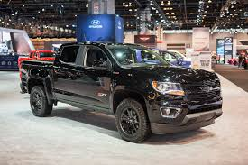 monster truck show colorado 2016 colorado z71 midnight edition live pics gm authority
