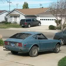 1974 nissan 260z grant walker u0027s 1974 datsun 260z