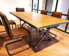 Small Boardroom Table Boardroom Table Ebay