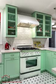 retro colors 1950s kitchen styles vintage inspired refrigerator retro kitchen floor