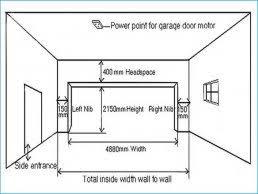 average 3 car garage size average size of two car garage door home desain 2018