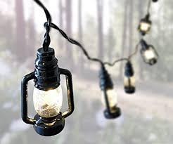 10 mini light string amazon com lantern string lights small black lantern led light