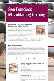new york makeup academy 101 best microblading course images on