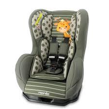 siege b b nania siège auto cosmo sp girafe groupe 0 1 de nania sur allobébé
