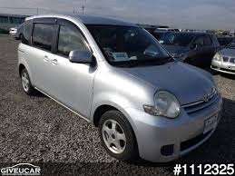 japanese cars used toyota sienta from japan car exporter 1112325 giveucar