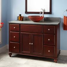 bathroom vessel vanity cabinets