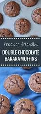 best 25 chocolate banana muffins ideas on pinterest healthy