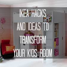 ikea kids bedroom ideas ikea hacks and ideas to transform your kids room moms without