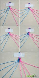 woven bracelet tutorials images How to make diy best friend infinity bracelet with forward jpg
