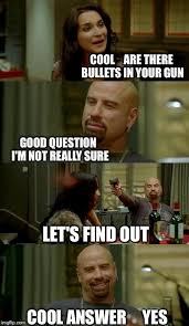 Meme Cool - skinhead john travolta meme imgflip