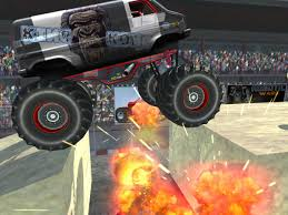 monster trucks jam games monster truck jam simulator extreme stunts android apps on