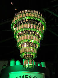 retro chandeliers enjoyable diy recycled wine bottle cool chandeliers hanging on