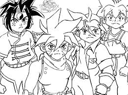 printable ray beyblade coloring pages cartoon coloring pages of