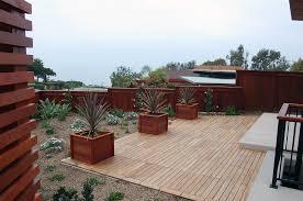 floor container garden design ideas combine with interlocking
