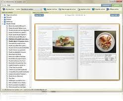 creer un livre de recette de cuisine organizez votre collection créez des livres importez des