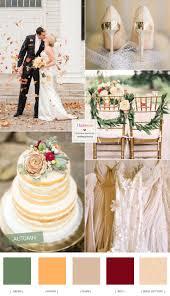 colours for warm autumn wedding neutral wedding colors soft