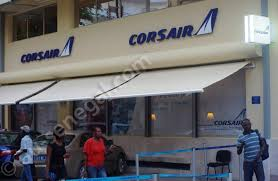 bureau corsair transport aérien corsair ouvre agence à dakar au sénégal
