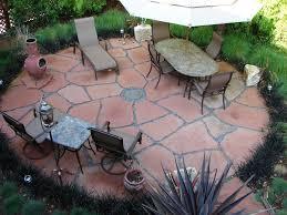 sedona red patio 1024x768 ideas stone patios sbi sensational