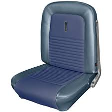 Tmi Interior Mustang Tmi Premium Upholstery With Comfortweave Inserts Deluxe