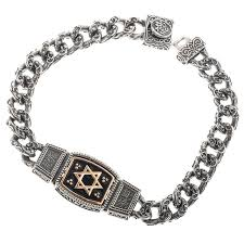 star chain bracelet images Star of david magen david jewelry jpg