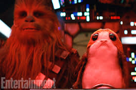 Et Is A Jedi Meme - star wars the last jedi introduces the porgs and caretakers ew com