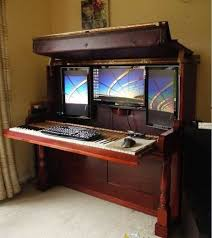 Unique Computer Desk Ideas Amazing Of Unique Computer Desk Ideas Charming Office Furniture