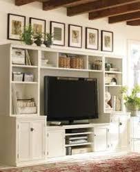 Styled Family Room Bookshelves Shelving Room And Living Rooms - Family room shelving