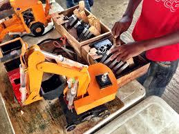 a 15 y o nigerian boy u0027s hydraulic toys maker faire africa