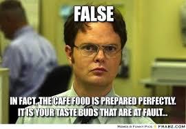Dwight Meme Generator - false dwight schrute false the office meme generator