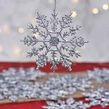 snowflake ornaments bulk rainforest islands ferry