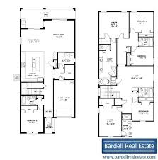 villa floor plans paradise palms the villa floor plans