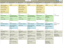 free workout schedule hammer u0026 chisel weekly meal plan and workout schedule 12 14 15
