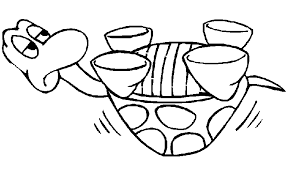 free turles coloring pages coloring