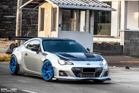 subaru brz rocket bunny pur wheels