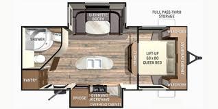 Floor Plan Finder Full Specs For 2015 Cruiser Rv Fun Finder F 233rbs Rvs Rvusa Com