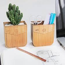 cool pen holders 40 unique desk organizers pen holders
