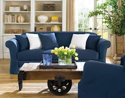 Slipcovers Sofas by Displaying Gallery Of Blue Slipcover Sofas View 5 Of 15 Photos