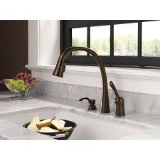 leland kitchen faucet 18 delta leland pull kitchen faucet delta faucet 9178