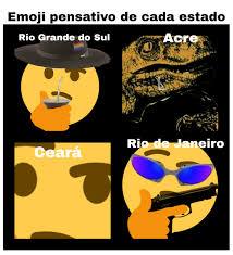 Emoji Meme - the best emoji pensativo memes memedroid