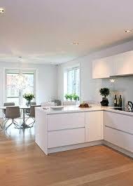 cuisines blanches meuble de cuisine blanc laque 53 variantes pour les cuisines