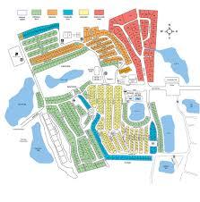 Site Map Sanlan Rv U0026 Golf Resort Site Map