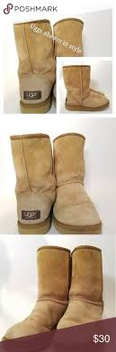 ugg shoes australia brown boots poshmark uggs australia s boots size 7w boots