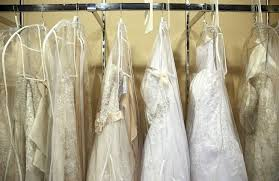 wedding dress stores frowns without gowns local bridal stores feel aftershocks of