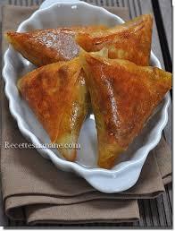 cuisine marocaine brick bricks aux crevettes aux noix de jacques à la marocaine