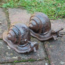 snail garden ornaments ebay