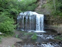 Wisconsin waterfalls images Cascade falls jpg