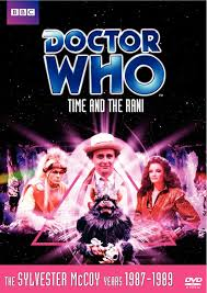 amazon com doctor who time and the rani story 148 sylvester