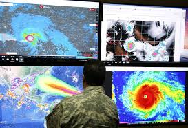 Hit The Floor Moving Screens - the irony of how hurricanes like irma move the atlantic